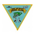 Naval Air Facility Midway Island Patch