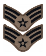 Air Force ABU Senior Airman Chevron