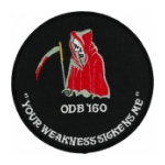 "Special Forces OSB-C-1BN-1SFG ""Your Weakness Sickens Me"
