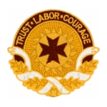 "18th Medical Command ""Trust Labor Courage"