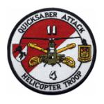 11th Air Cavalry Regiment Patch