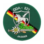Special Forces ODA-21 Patch