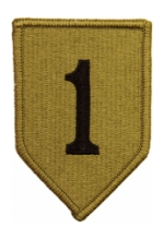 Army Scorpion / OCP  Patches