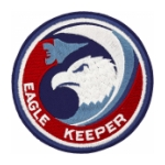 F-15 Eagle Keeper Patch