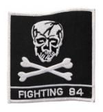 Navy Fighter Squadron VF-84 Fighting 84 Patch