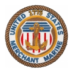 United States Merchant Marine Patch