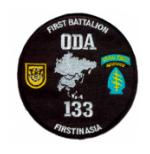Special Forces ODA-133 Patch