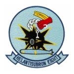 Navy Helicopter Anti-Submarine Squadron HS-8 Patch