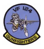 Tomcat VF-124 Gunfighters Patch
