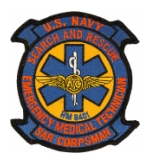 US Navy SAR EMT HM 8401 Patch