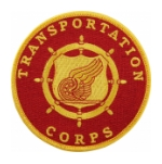 Army Transportation Corps Patch