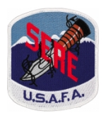 Air Force SERE Patches