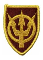 4th Transportation Command Patch