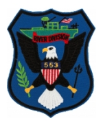 553 River Division Patch