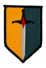 1st Combat Support Brigade Patch