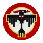 Air Force Bombardment Patches
