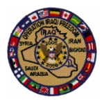 Operation Iraqi Freedom 2005-2006 Patch