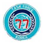 Task Force 77 Korea Patch