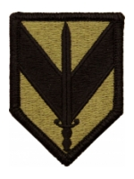 1st Sustainment Brigade Scorpion / OCP Patch With Hook Fastener