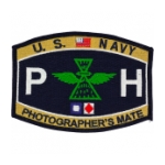 Navy Rate Patches