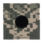 Army ROTC 2nd Lieutenant with VELCRO® brand Backing (Digital All Terrain)