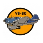 Navy Bombing Squadron Patches (VB)