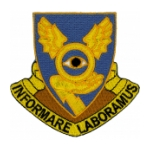 1st Military Intelligence Battalion Patch