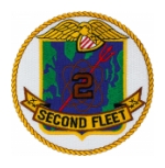 Navy Fleet Patches