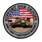 Support Out Troops Patch