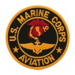 Marine Aviation Patches