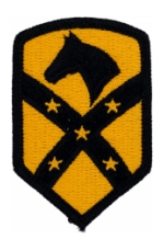 Army 15th Sustainment Brigade Patch