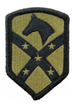 15th Sustainment Brigade Scorpion / OCP Patch With Hook Fastener