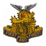 1st Transportation Battalion Patch