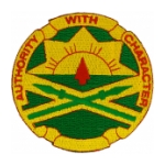111th Ordnance Group Patch