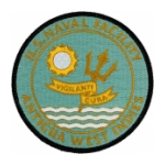 Naval Facility Antigua, West Indies Patch