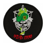 Special Forces ODB-1330 Patch(Hook Closure Backing)
