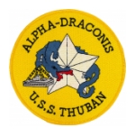 USS Thuban AKA-19 Ship Patch
