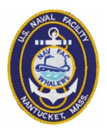 Naval Facility Patches (N.F.)