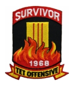 Tet Offensive Survivor Patch
