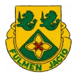185th Armored Regiment Patch