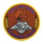 USS Abraham Lincoln CVN-72 Ship Patch