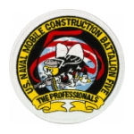 5th Naval Mobile Construction Battalion Patch