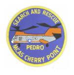 Search and Rescue MCAS Cherry Point patch