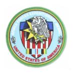 Armed Forces Expeditionary Medal Patch
