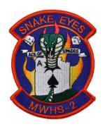 Marine Wing Headquarters Squadron 2 Patch