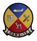 Marine Headquarters and Maintenance Squadron H&MS -15 Patch