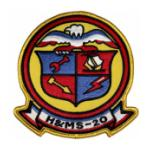 Marine Headquarters and Maintenance Squadron H&MS -20 Patch