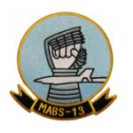 Marine Air Base Squadron MABS-13 Patch