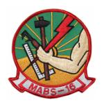 Marine Air Base Squadron MABS-16 Patch