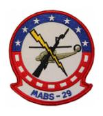 Marine Air Base Squadron MABS-29 Patch